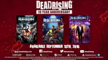 Dead Rising 10th выйдет 13 сентября
