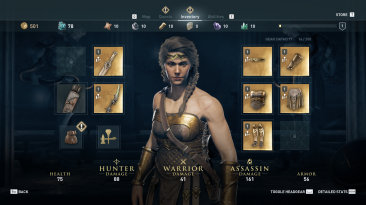 "Assassin's Creed: Odyssey "" Kassandra - Wonderwoman / Кассандра - Чудо-женщина"""