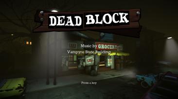 "Dead Block ""Русификатор Текстур"""