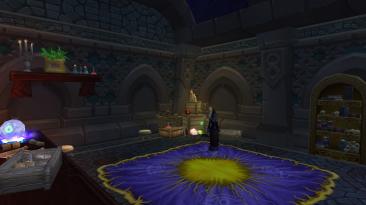 "World of Warcraft ""Улучшенные текстуры"""