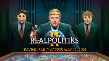 Релиз Realpolitiks 2 в очередной раз отложен