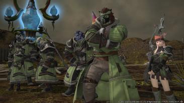Новые скриншоты обновления 5.35 для Final Fantasy XIV