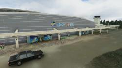 Аэропорт Тоттори Детектива Конана выпущен для Microsoft Flight Simulator