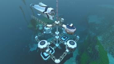 Subnautica: Сохранение/SaveGame (Сюжет не тронут, Энергия базы насчитывает 10000 , 1 seamoth, 1 exosuit, 1 cyclop)