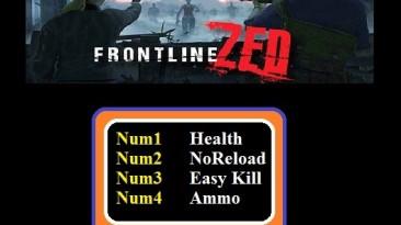 Frontline Zed: ТрейнерTrainer (+4) [1.1] {Abolfazl.k}