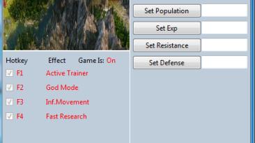 Age of Wonders 3: Трейнер/Trainer (+11) [1.200] {MrAntiFun}