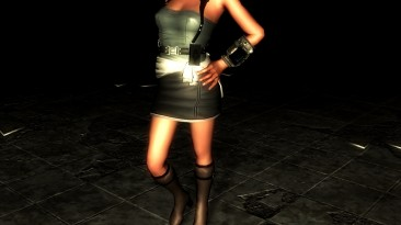 """Fallout 3 """"Jill Valentine Outfit"""""""