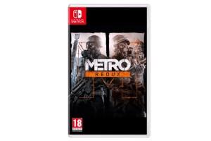 "Игра для Nintendo Switch Metro Redux - комплект ""Рейнджер"""