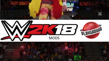 """WWE 2K18 """"Hulk Hogan MOD"""""""