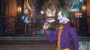 "Batman: Arkham Knight ""Joker Skin For Batman"""