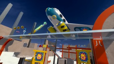 Astro Boy Rescue Mission - видио анонс PS VR