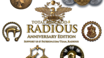 "Total War: Rome 2 ""Radious Total War Mod - Anniversary Edition"""