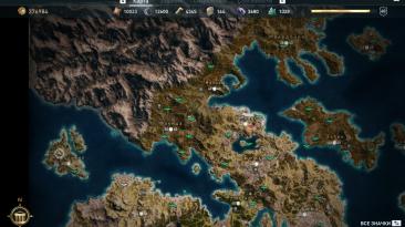 Assassin's Creed: Odyssey: Сохранение/SaveGame (Лёгкий старт, начало игры)
