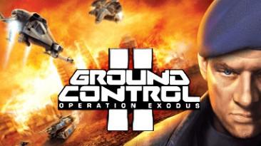 Ground Control II: Operation Exodus: Трейнер/Trainer (+2) [1.0.0.8: Steam] {elDDS}