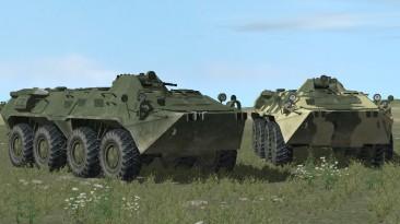 "Armed Assault ""BTR-80"""