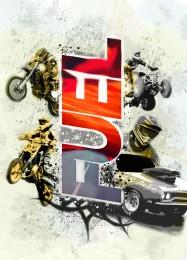 Обложка игры FUEL