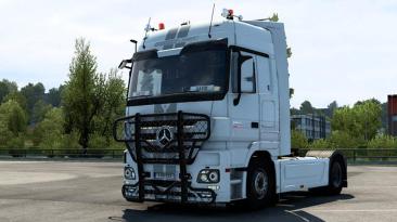 "Euro Truck Simulator 2 ""Mercedes-Benz Actros MP3 v1.0 (1.40.x)"""