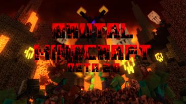 """Doom 2 """"Брутальный Minecraft"""""""
