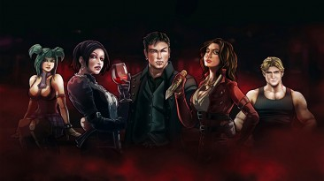 Вампирская MMO Shadow's Kiss ищет поддержки на Kickstarter