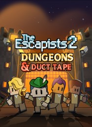 Обложка игры The Escapists 2 - Dungeons and Duct Tape