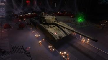 В Armored Warfare стартовало празднование Хэллоуина