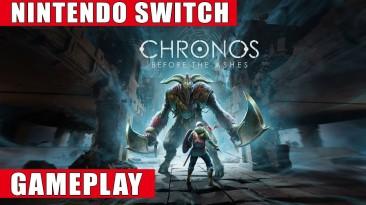 Видео игрового процесса Chronos: Before the Ashes