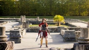 Косплей на Assassin's Creed Odyssey
