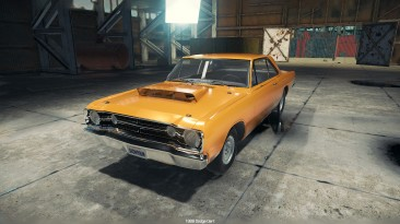 "Car Mechanic Simulator 2018 ""1968 Dodge Dart Superstock(LO23)"""