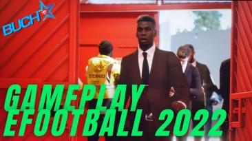 Первый геймплей eFootball 2022