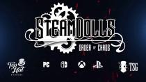 Запущена кампания Kickstarter стимпанк-метроидвании SteamDolls: Order of Chaos