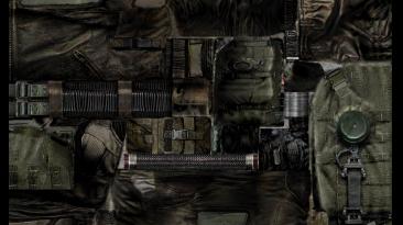 "S.T.A.L.K.E.R.: Call of Pripyat ""4K Текстуры сталкеров"""