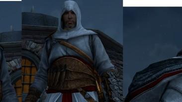 "Assassin's Creed: Revelations ""3 Варианта лиц Альтаира"""