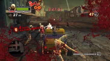 Blood Drive - мертворожденный