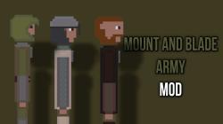 "People Playground ""Войны из Mount And Blade Warband v.0.2"""