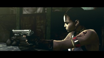 """Resident Evil 5 """"SweetFX preset by Pixel"""""""