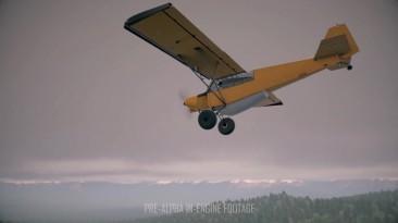 Анонсирующий трейлер Deadstick - Bush Flight Simulator