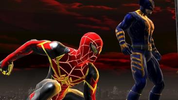 "Spider-Man: Web of Shadows ""Человек-Паук: Нано-Симбиозис"""