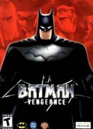 Обложка игры Batman: Vengeance