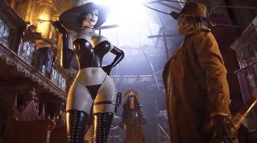 Актеры подарившие голос Гейзенбергу и Леди Димитреску уже работают над новой частью Resident Evil