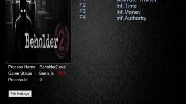 Beholder 2: Трейнер/Trainer (+3) [Update: 12.06.2019] {MrAntiFun}