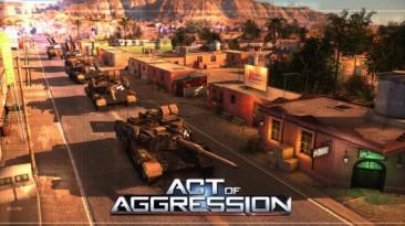 Началась бета стратегии Act ofAggression- духовного наследника C&C