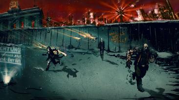 Тактический экшен All Walls Must Fall на Kickstarter