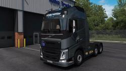"Euro Truck Simulator 2 ""Volvo FH16 2012 Reworked v3.1.5.1 Fix (1.39.x)"""