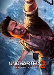 Обложка игры Uncharted 2: Among Thieves