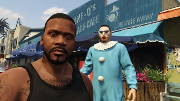 """Grand Theft Auto 5 """"More Faces + More Vehicles"""""""