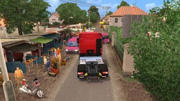 "Euro Truck Simulator 2 ""Карта ICRF Reworked v1.4 (1.39.x)"""
