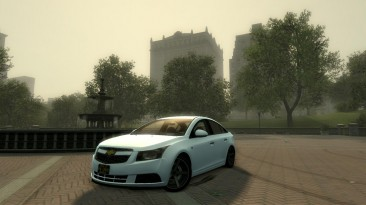 "Mafia 2 ""Автомобиль - Chevrolet Cruze"""