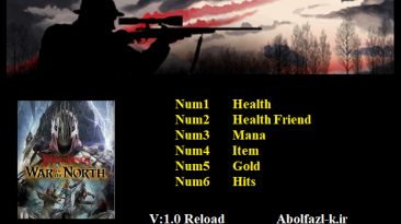 The Lord of the Rings: War in the North: Трейнер/Trainer (+6) [1.0] {Abolfazl.k}
