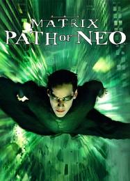 Обложка игры The Matrix: Path of Neo