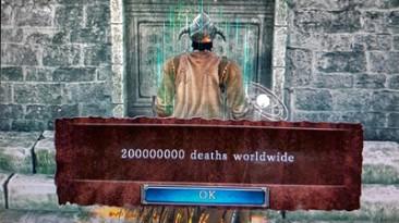 Число павших игроков в Dark Souls II перевалило за 200 миллионов